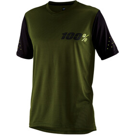 100% Ridecamp Bike Jersey Shortsleeve Men olive